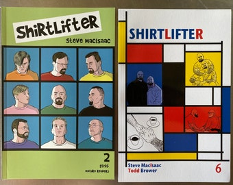 SHIRTLIFTER: Autobiography Value Pack