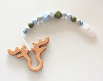 Teether Soother Clips