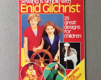 Sewing is Simple with Enid Gilchrist