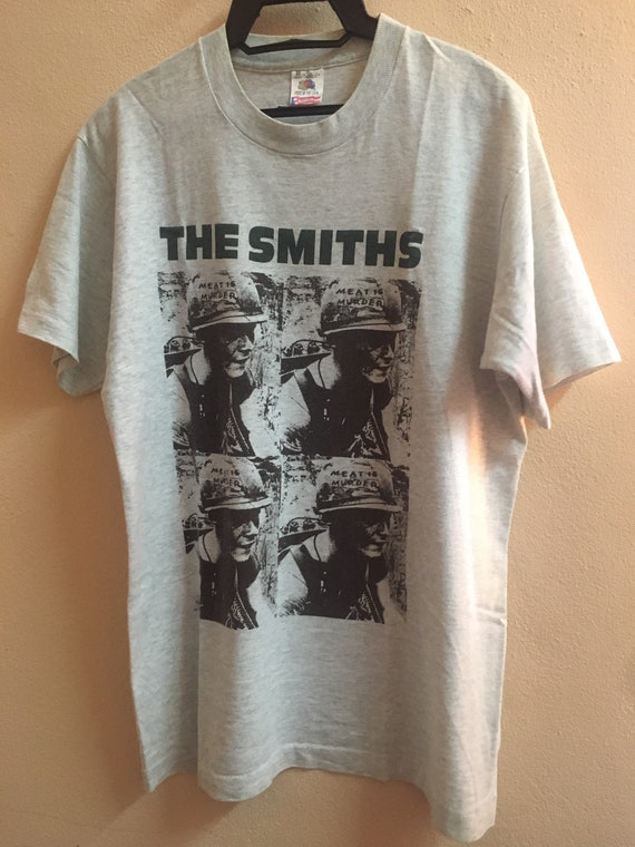 Vintage 90s THE SMITHS band shirt