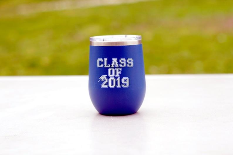 Coffee Mug Congrats 2019 Graduation College Graduation Coffee Mug Graduation Travel Mug Class of 2019 Gift for Grad Graduation Gift