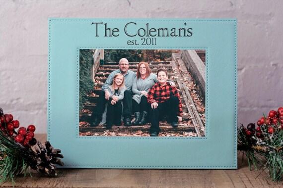 4x6 Frame Family Photo Frame 8x10 Photo Frame Custom Picture Frame Family Portrait Personalized Frame 5x7 Picture Frame Family Gift