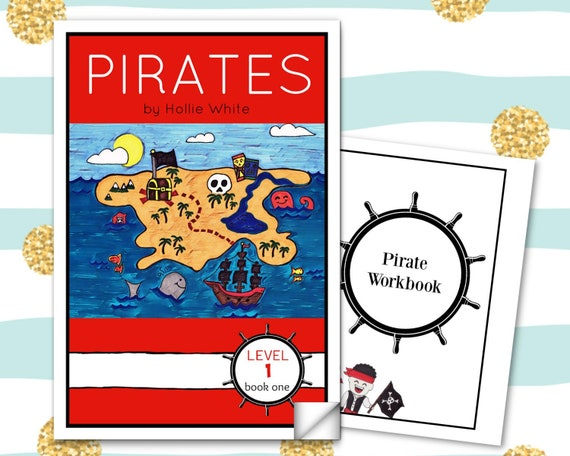 photograph about Sight Word Book Printable identify Pirates - Sight Term Ebook and Printable Workbook