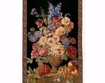 Floral Tapestry - Large Size