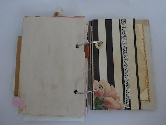Pivoines et fleur Junk Journal vintage roses roses roses vintage ed8c26