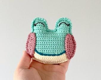Lily Animal Crossing Crochet Pattern