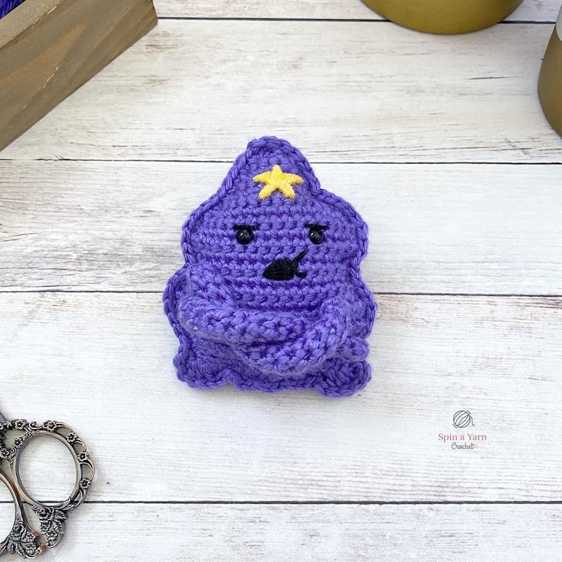 Lumpy Space Princess Crochet Pattern image 0