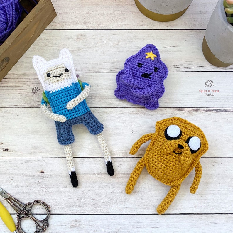 Adventure Time Pattern Collection image 0