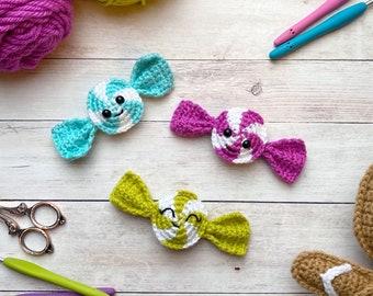 Candy Ornament Crochet Pattern