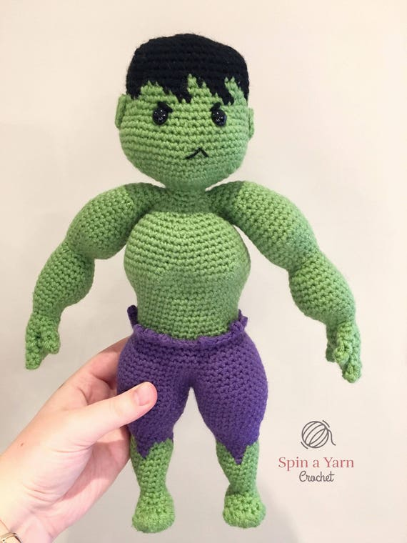 CROCHET PATTERN - AMIGURUMI BABY GROOT FAN ART | 760x570
