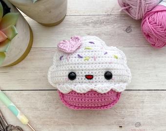 Cupcake Amigurumi Crochet Pattern