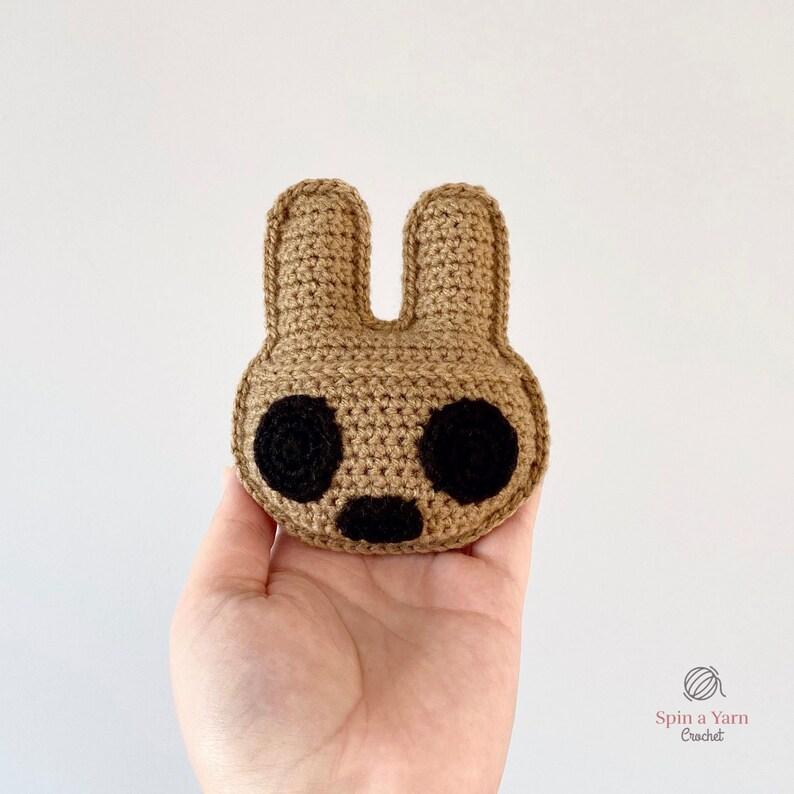 Coco Animal Crossing Crochet Pattern image 0