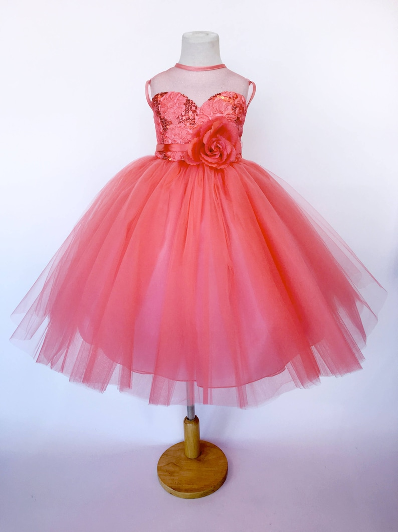 Baby Pageant Dress Red Chic