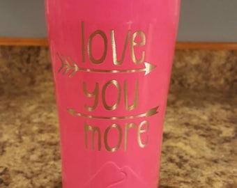 Powder Coated YETI/RTIC/Ozark Trail 20 oz. Great Valentine's day gift!!