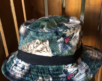 36ae739182440 Kid s Large Harry Potter Bucket Hat
