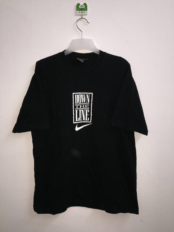 8]---Vintage! 90s Nike X Andre Agassi T-Shirt | Do