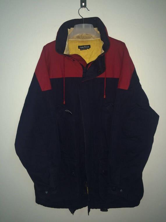 Vintage! NAUTICA Sailing Gear Jacket   Nautica 90s