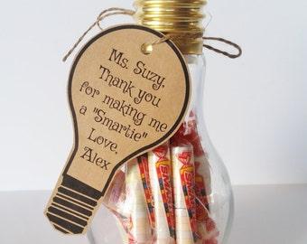 Teacher Appreciation Gift, Smartie Teacher Gift, Educator or Tutor Gift, Teacher Appreciation, Teacher Appreciation Week