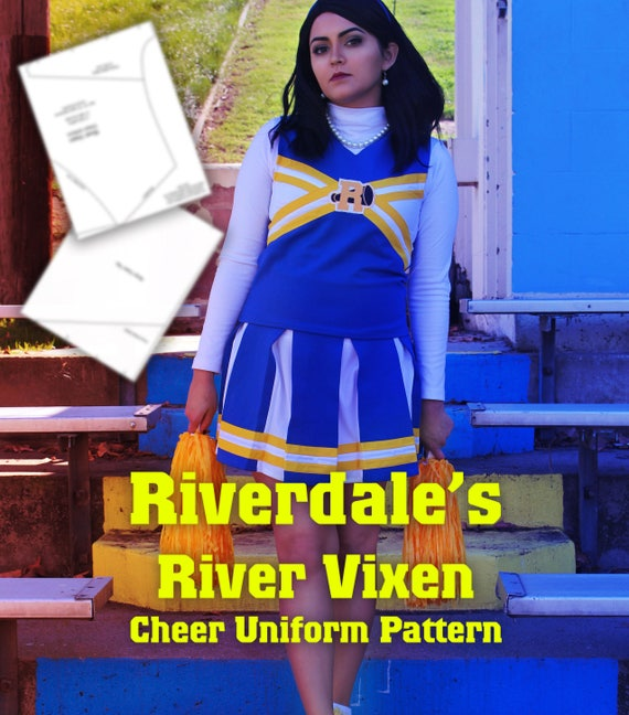 creative riverdale cheerleading outfits 14