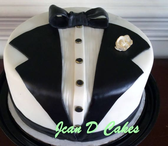 Astonishing Decorated Jamaican Fruit Cake Royal Icing Wedding Etsy Funny Birthday Cards Online Overcheapnameinfo