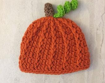750dc8bc0e1d1 Halloween baby hat | Etsy