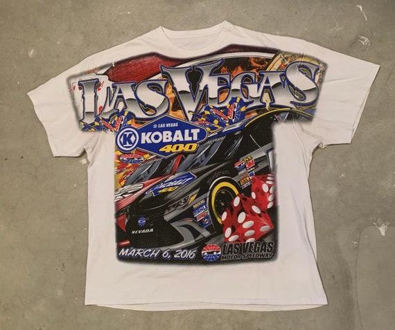 NASCAR All Over Print T-Shirt | NASCAR Tee | Men's