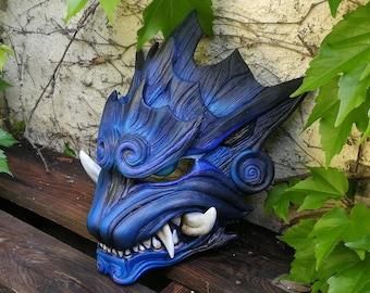Monster Hunter mask -Snarling Odogaron-