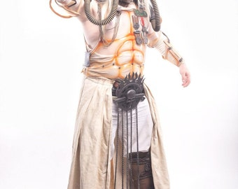 Immortan Joe - transparent armor kit (Mad Max: Fury Road)