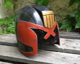 Dredd Helmet -Resin kit