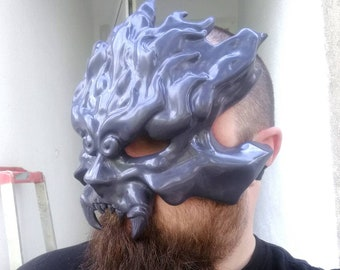 Silverhand mask