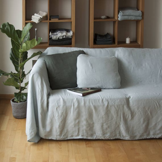 Linen Couch Covers Great Couch More Linen Sofa Covers – saurabhprasad.me