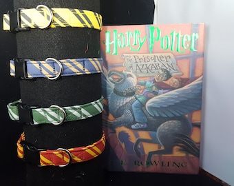 Harry Potter Inspired Dog and Cat Collars