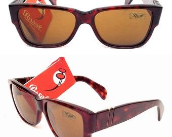 b301e565f32b5 Persol Ratti 69218 Meflecto Miami Vice Don Johnson - 80s Authentic  Sunglasses - Brand NEW Tortoise Shell Frame + Persol Men Sunglasses Case