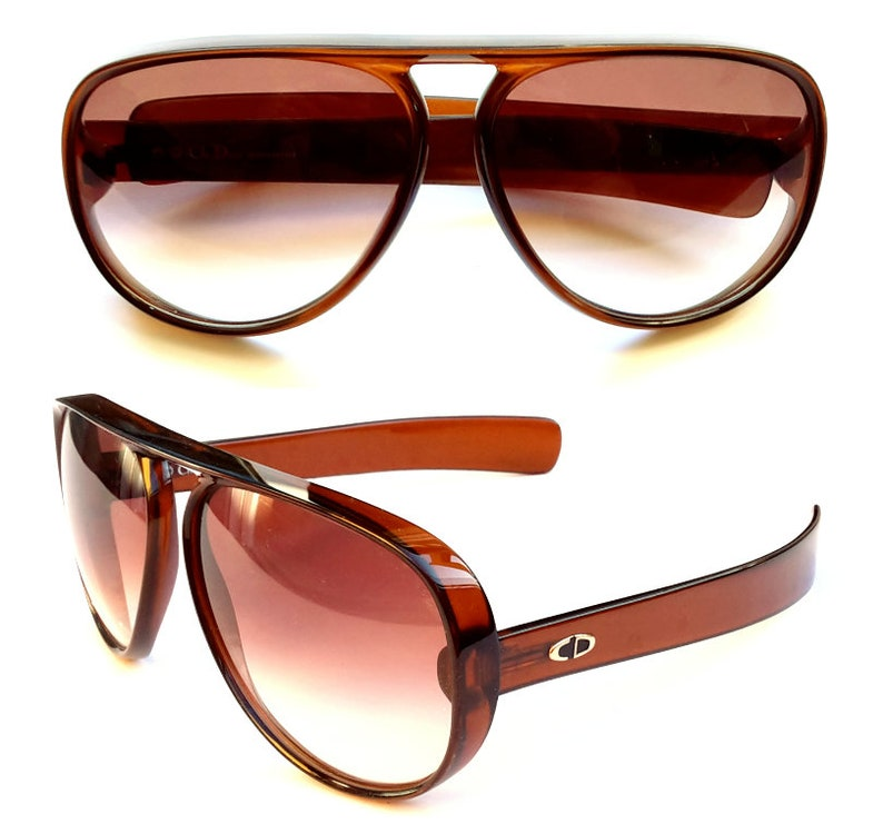 f2d321281730 Vintage Sunglasses Christian Dior Monsieur 2467 NEW Vintage