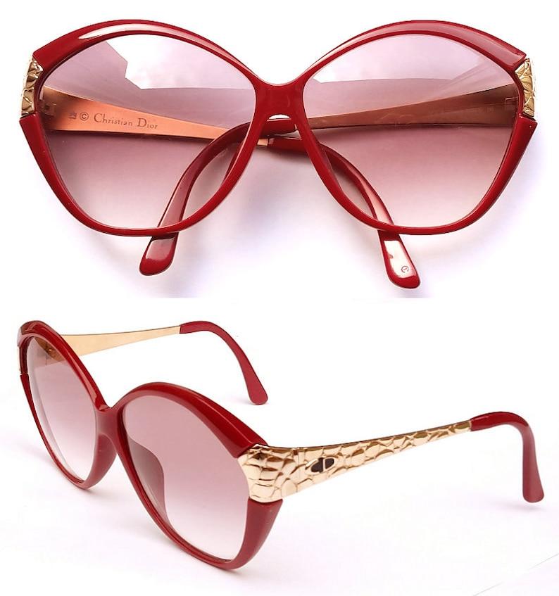 78a69467a298 Vintage Sunglasses Christian Dior 2319A NEW Women