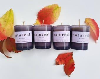 Autumn Candle Set