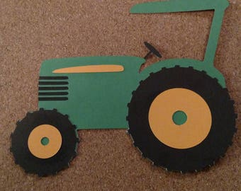 John Deere Tractor Cut Outs