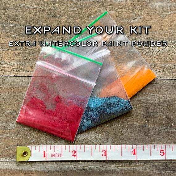 Watercolor Painting Kit MINI CARD-MAKING Art Kit Mini Cards /& Envelopes! Mini Cards WonderBox