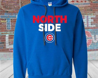 Chicago Cubs North Side Hoodie