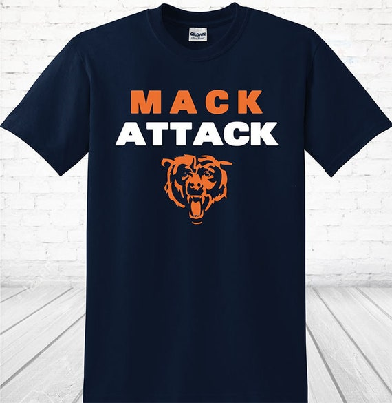 Mack Attack 52 Bear Hoodies Adult and Youth Size