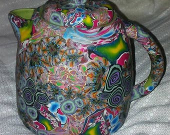 Whimsical Teapot