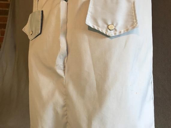 Vintage 60s or 70s Shirt Dress - image 4