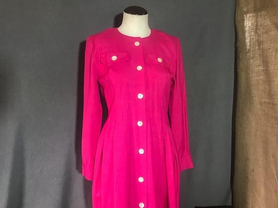 Vintage Depeche Mode Shirt Dress
