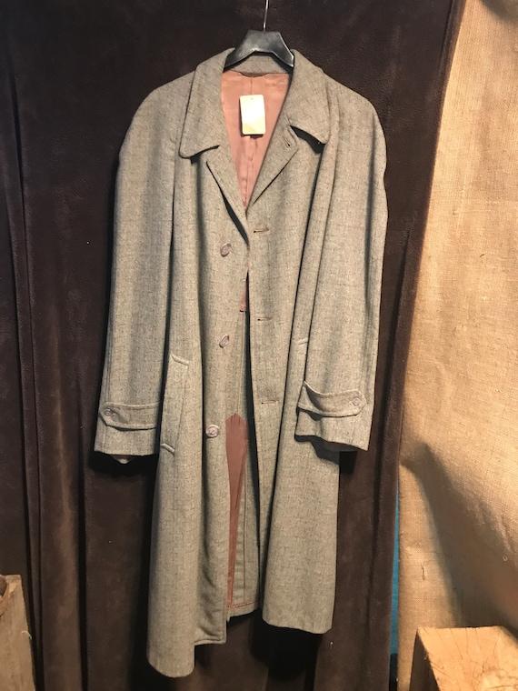 Bond vintage coat womens large rare vintage trench
