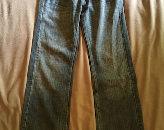 Levis 559 30 x 32 bice used jeans