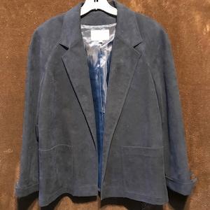 Roth Le Cover Suede Blazer Vintage