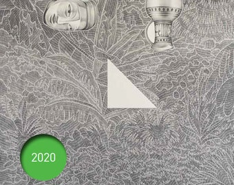 2020 National Works on Paper catalogue