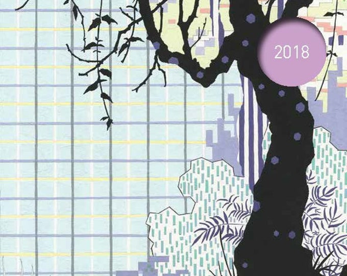 2018 National Works on Paper catalogue