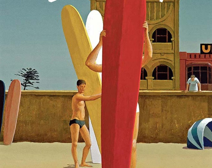 On the Beach exhibition catalogue