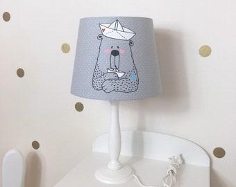 Baby Möbel Kinderlampe Tischlampe Nachttischlampe Für Kinderzimmer Allerweltskerl